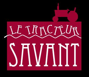 Logo tracteur savant rvbp